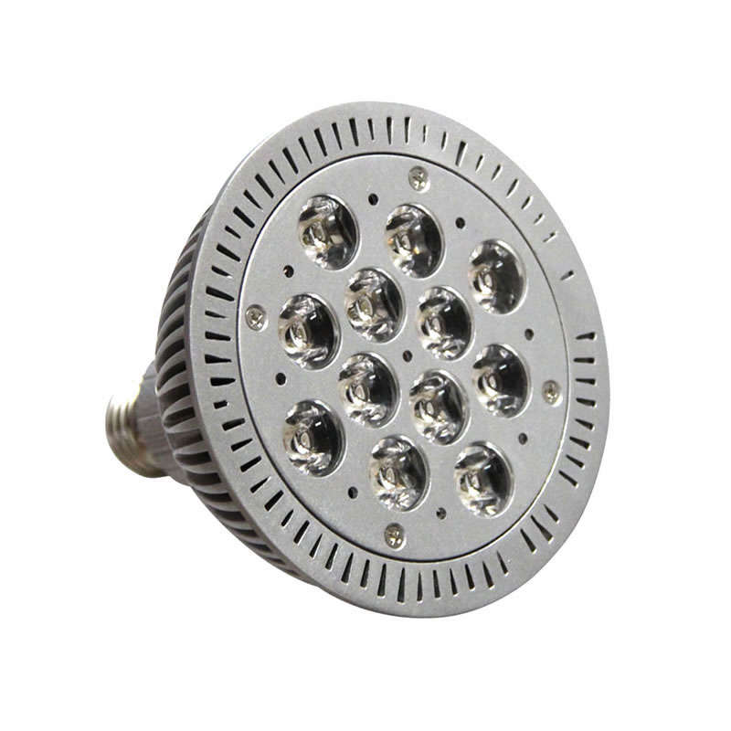 Lámpara LED PAR38,  E27,  12W, Blanco frío